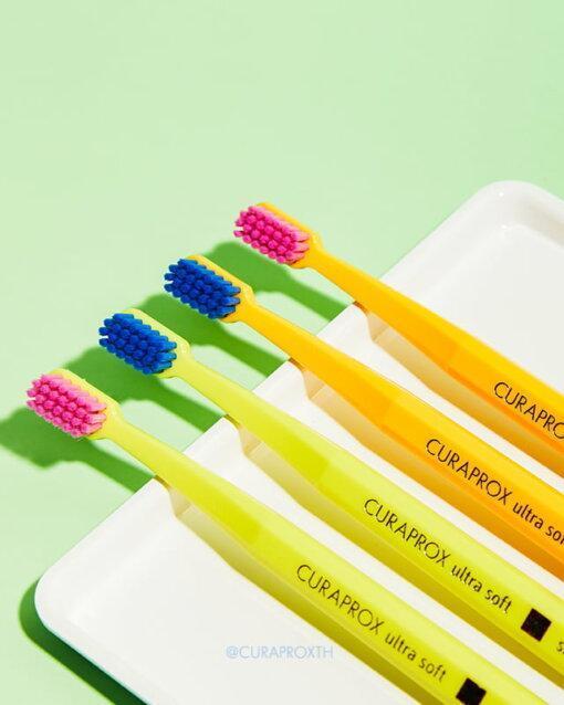 แปรงสีฟัน CURAPROX smart